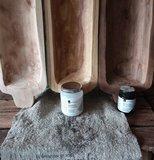 Tapas plank met oren, afgewerkt met patina en vernis_3